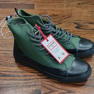 New Unisex Hunter for Target Canvas Sneakers 8.5